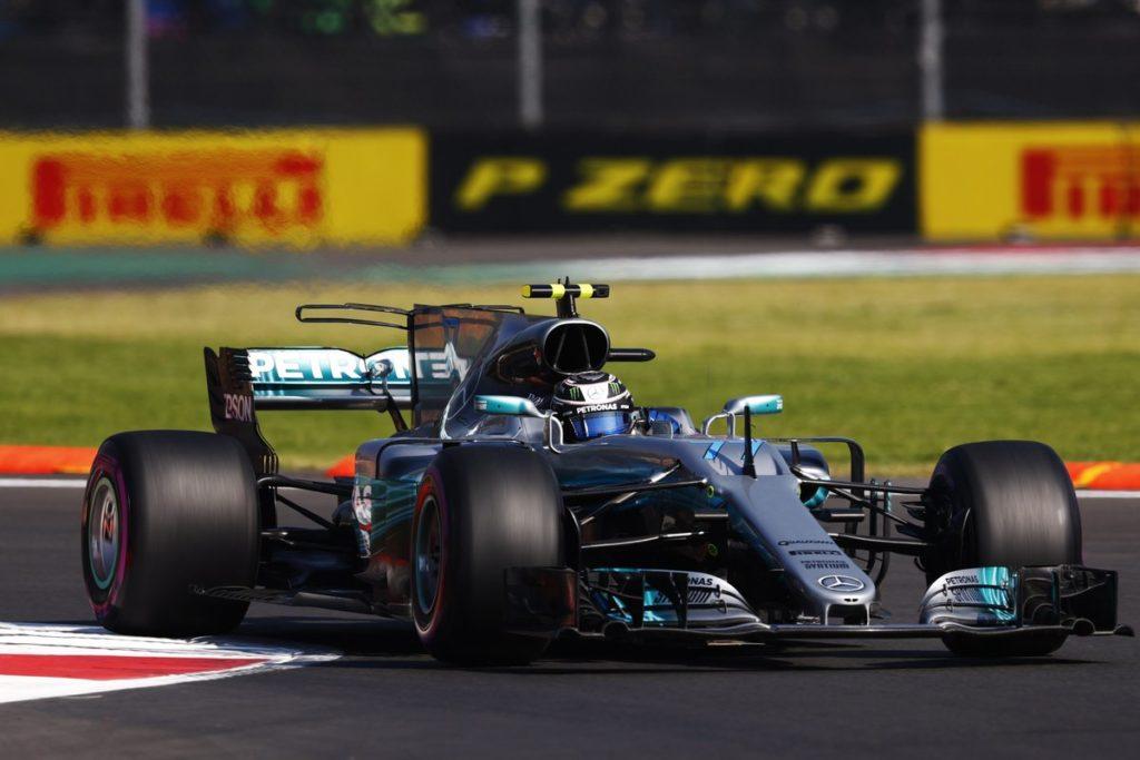 F1 GP Messico, Prove Libere 1: Mattinata al comando per Bottas