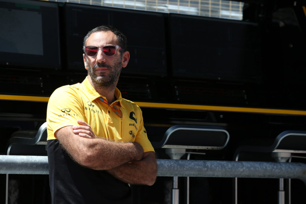 "F1 | Renault, Abiteboul: ""In qualifica ci manca qualcosa"""