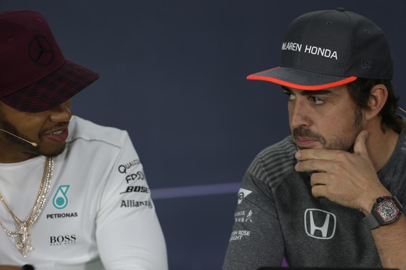 """F1   Alonso: """"Hamilton campione? Troppo facile senza avversari"""""""