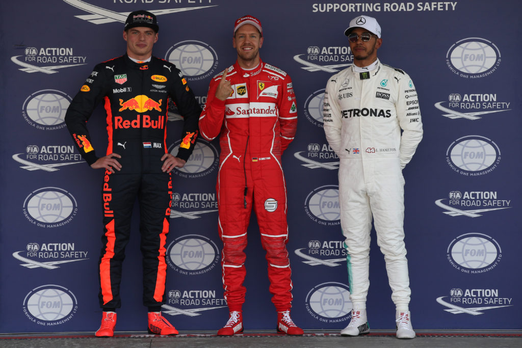 F1 | Gran Premio del Messico, la griglia di partenza