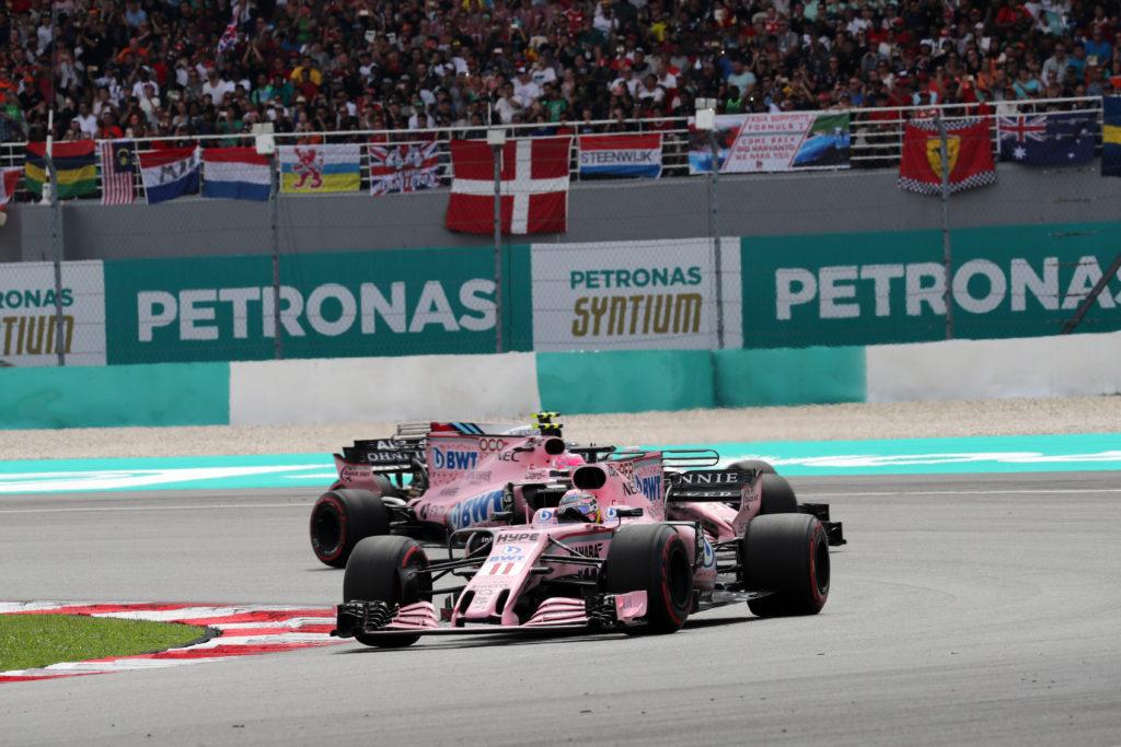 Formula 1   Force India, prosegue la politica sugli ordini di scuderia