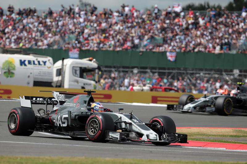 """F1   Haas, Grosjean: """"Gli pneumatici sono il nostro tallone di Achille"""""""