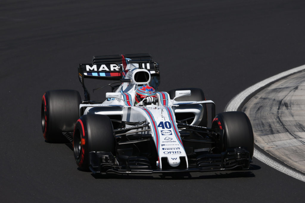 F1 | Williams, test impegnativo per Di Resta all'Hungaroring
