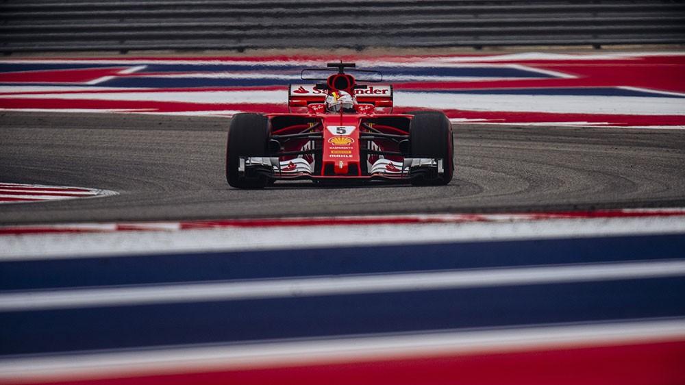 F1 | Ferrari, Gran Premio degli Stati Uniti – Meteo variabile ad Austin