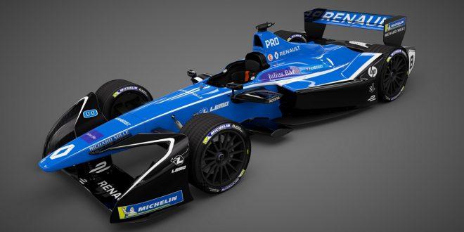 Formula 1   Renault, nel 2018 ritorno alla livrea blu