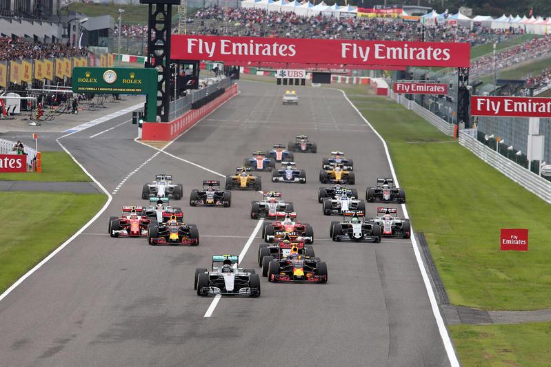 Gran Premio del Giappone 2017: Anteprima e Orari del Weekend