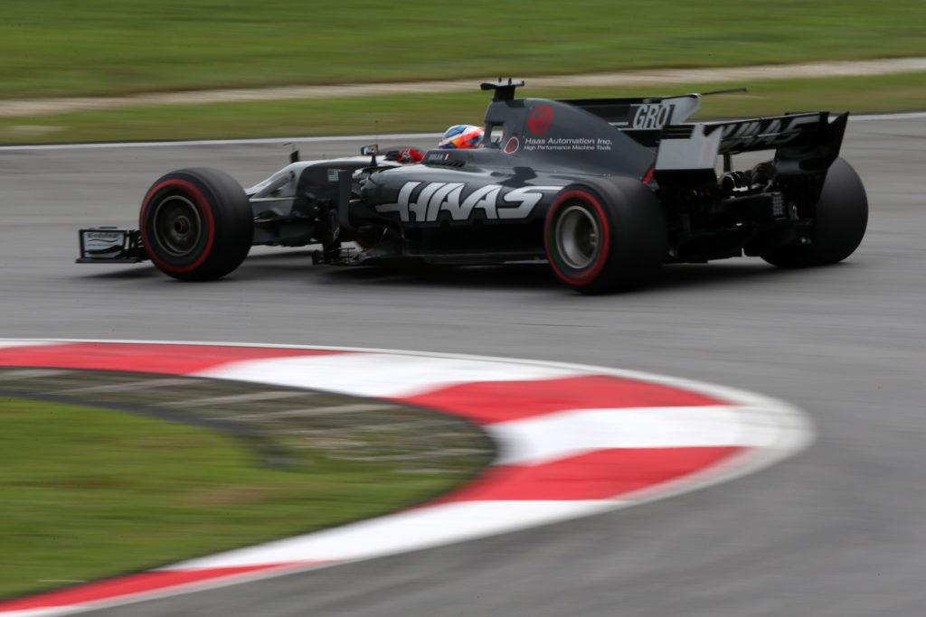 F1 | GP Malesia, chiesto un risarcimento per il danno alla Haas di Grosjean