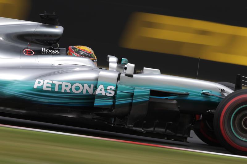 F1 GP Giappone, Qualifiche: Pole a Hamilton, in prima fila con Vettel