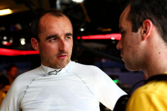 F1   Kubica conclude un test molto soddisfacente con Williams
