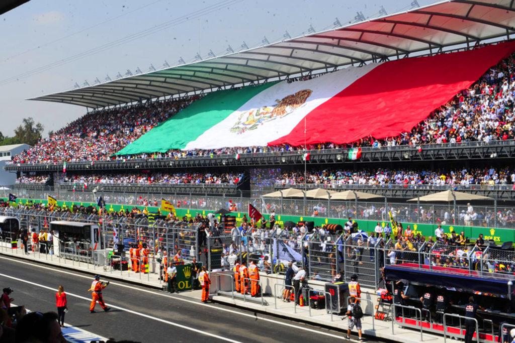 Formula 1 Gli Orari Del Gran Premio Del Messico Su Sky