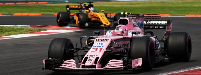 "F1 | Force India, Ocon: ""Grande giornata per il team"""