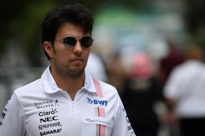 Formula 1 | Perez: flebo prima del gran premio