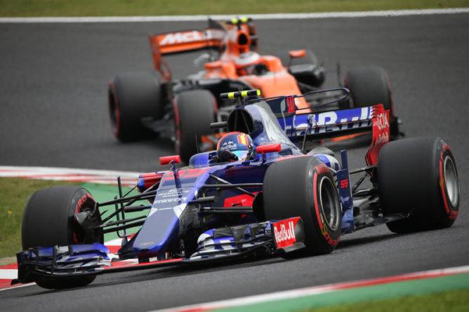 """F1   Toro Rosso, Sainz: """"Abbiamo fatto un sacrificio per domani"""""""
