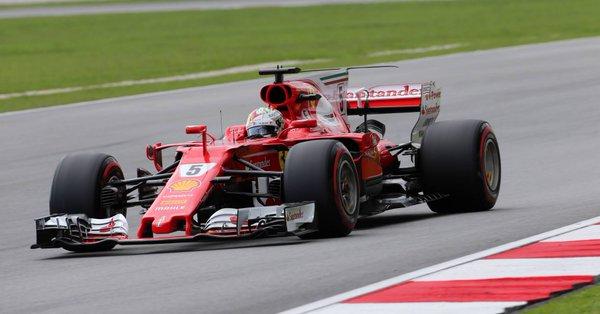 F1 GP Giappone, Prove Libere 1: Vettel precede Hamilton