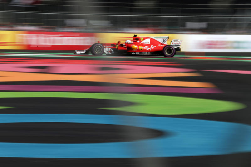 F1 GP Messico, Qualifiche: Vettel, che pole!