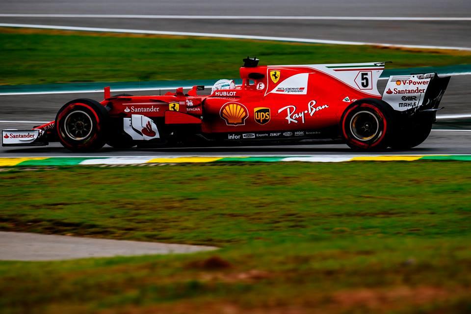 Formula 1   Ferrari, Raikkonen e Vettel vicinissimi alla pole nelle qualifiche di Interlagos