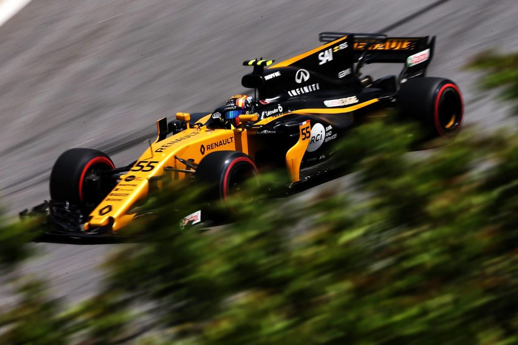 "Formula 1 | Renault, Hulkenberg: ""Gara estremamente difficile per la gestione gomme"""