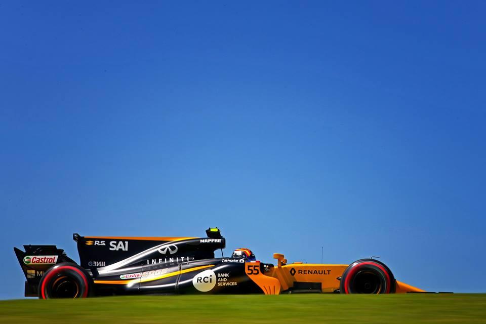 "Formula 1   Renault, Hulkenberg: ""Importante concludere la gara"""
