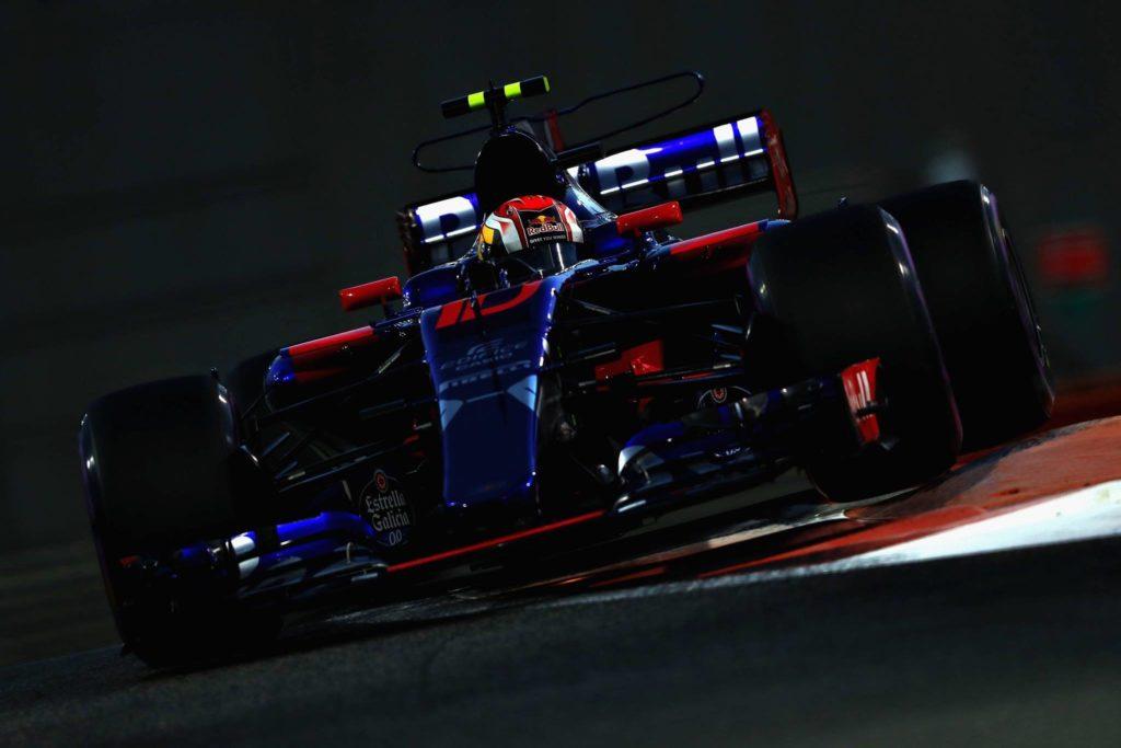 """F1   Toro Rosso, Gasly: """"Giornata positiva e produttiva"""""""