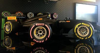 Formula 1 | Pirelli, ufficiale l'ingresso di una sesta mescola nel 2018