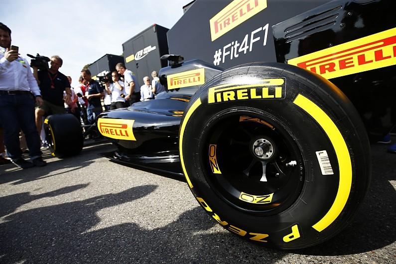 F1 | Pirelli studia l'ingresso di una sesta mescola nel 2018