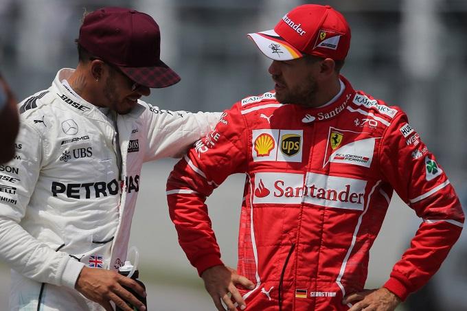 F1 | GP Abu Dhabi, press conference: presenti Hamilton e Vettel