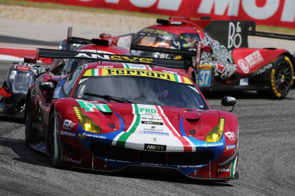 FIA WEC | Doppietta iridata per la Ferrari in Bahrain, Pier Guidi e Calado campioni del mondo