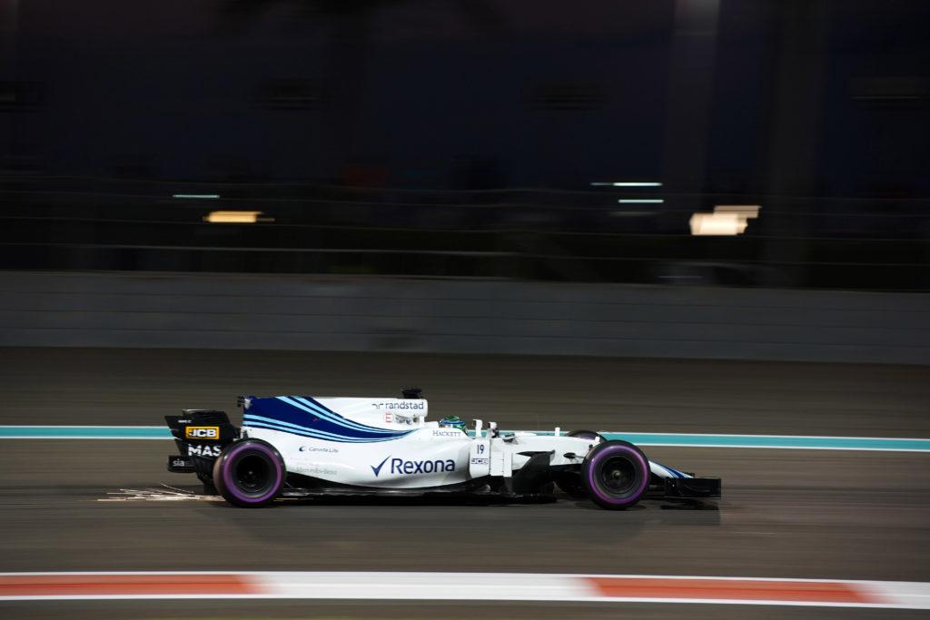 F1 | GP Abu Dhabi, Felipe Massa porta la Williams in Q3