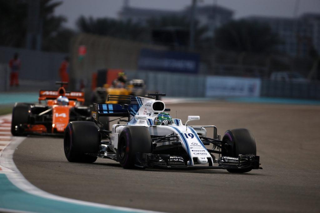 F1 | GP Abu Dhabi, Williams: Massa coglie la Top Ten alla sua ultima apparizione nel Circus