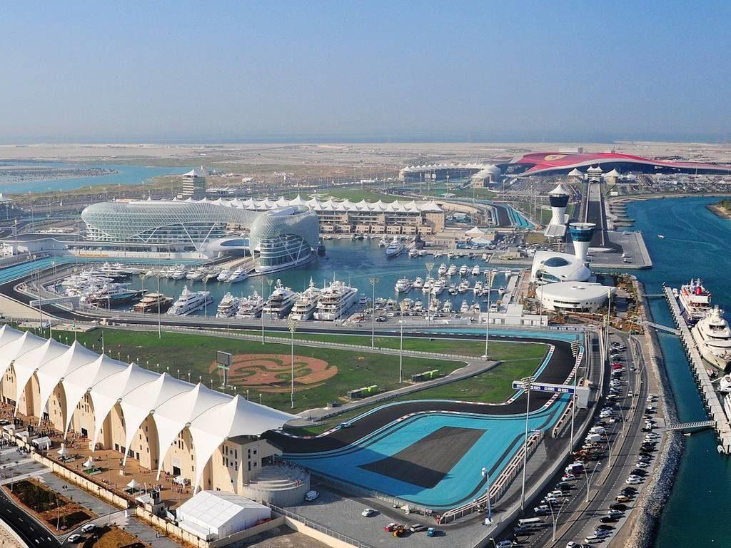 F1   Confermate le zone DRS per il Gran Premio di Abu Dhabi