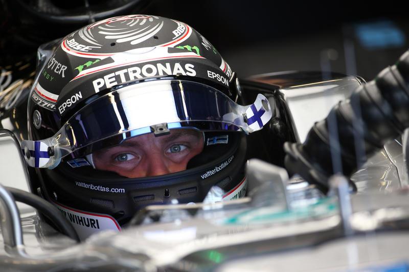 """F1   Bottas: """"Una buona giornata, ma devo trovare un po' di passo in più"""""""