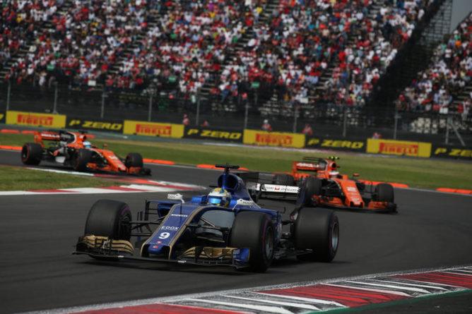 F1 | I piloti Sauber sperano di ottenere un buon risultato in Brasile