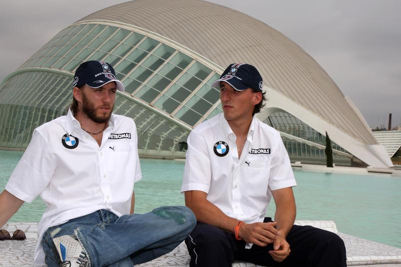 """F1   Heidfeld: """"Ritorno di Kubica? Sarei contento, lo vedo a suo agio"""""""