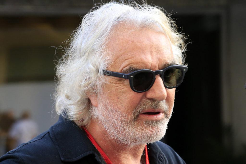 """F1   Briatore: """"Hamilton in Ferrari? Non potrebbe convivere con Vettel"""""""