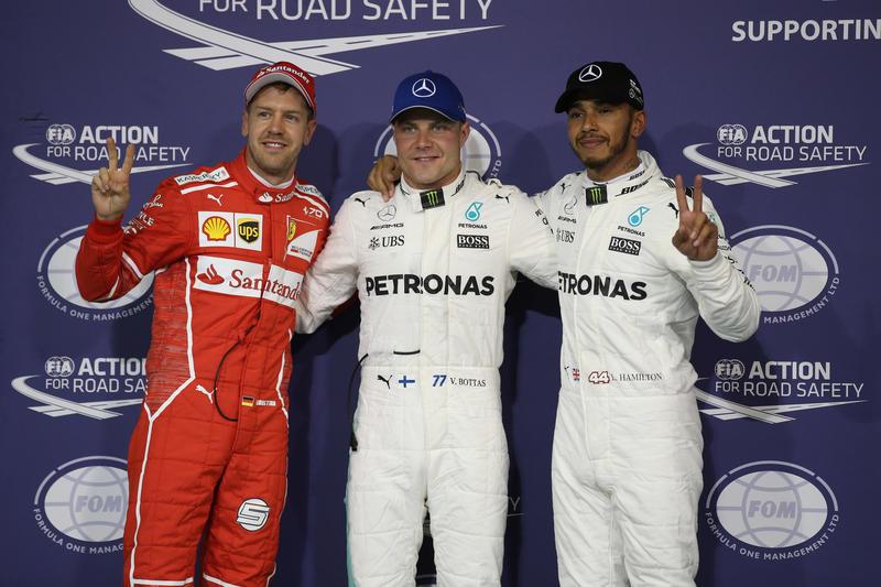 F1 | Gran Premio di Abu Dhabi, la griglia di partenza