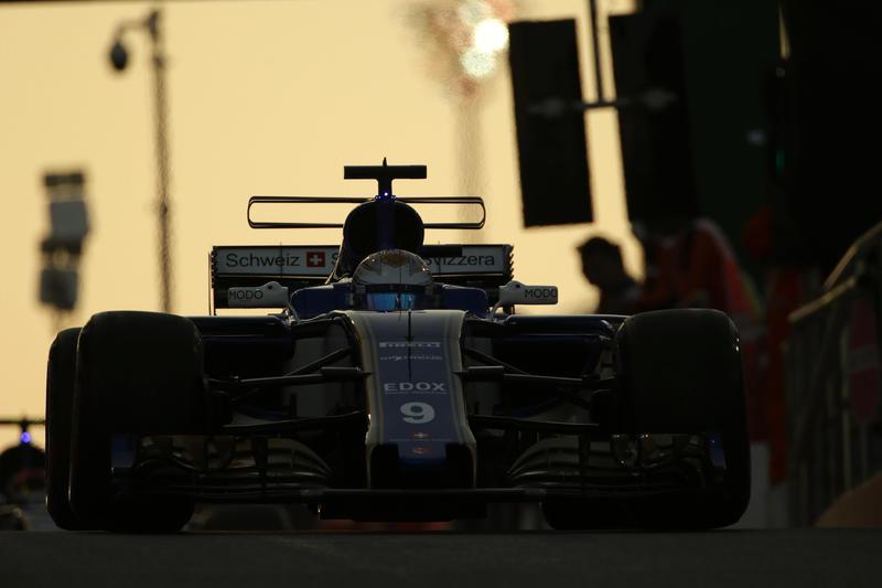 """F1   Sauber, Wehrlein: """"Problemi con la temperatura delle gomme, non sono soddisfatto"""""""