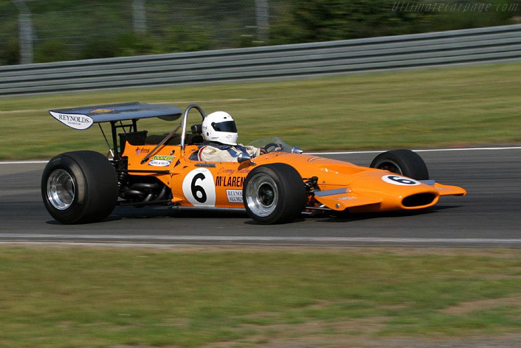 Formula 1 | McLaren, nel 2018 ritorno all'arancione papaya?