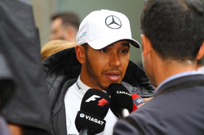 """F1   Hamilton su Vandoorne: """"Non credo diventerà un campione del mondo"""""""