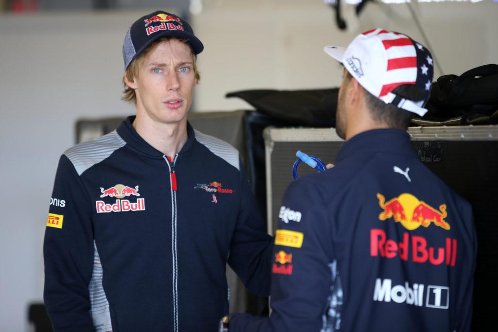F1   GP Brasile: penalità per Ricciardo, Hartley e Gasly