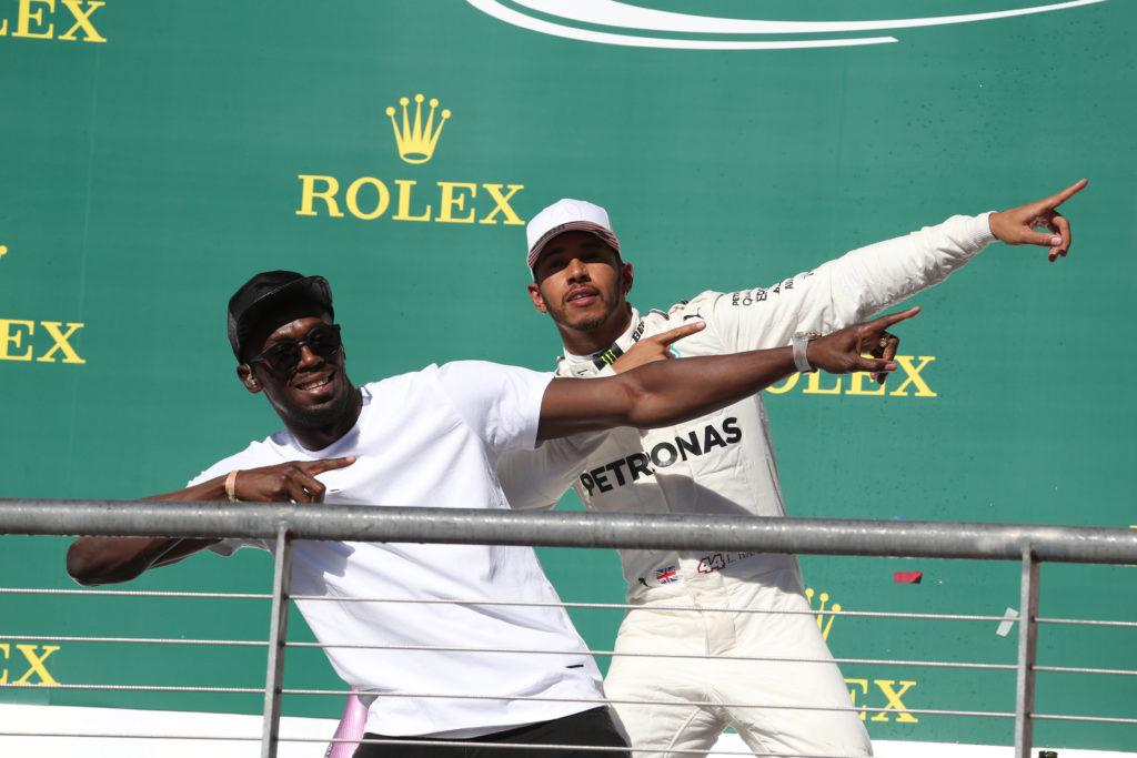 """F1   Hamilton come Usain Bolt: """"Parto piano ma poi supero tutti e vinco"""""""