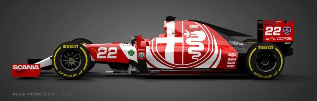 F1 | Alfa Romeo Sauber, quale sarà la livrea della monoposto 2018? [FOTO]