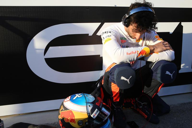 """F1   Ricciardo: """"Non vedo l'ora di prendermi una pausa"""""""
