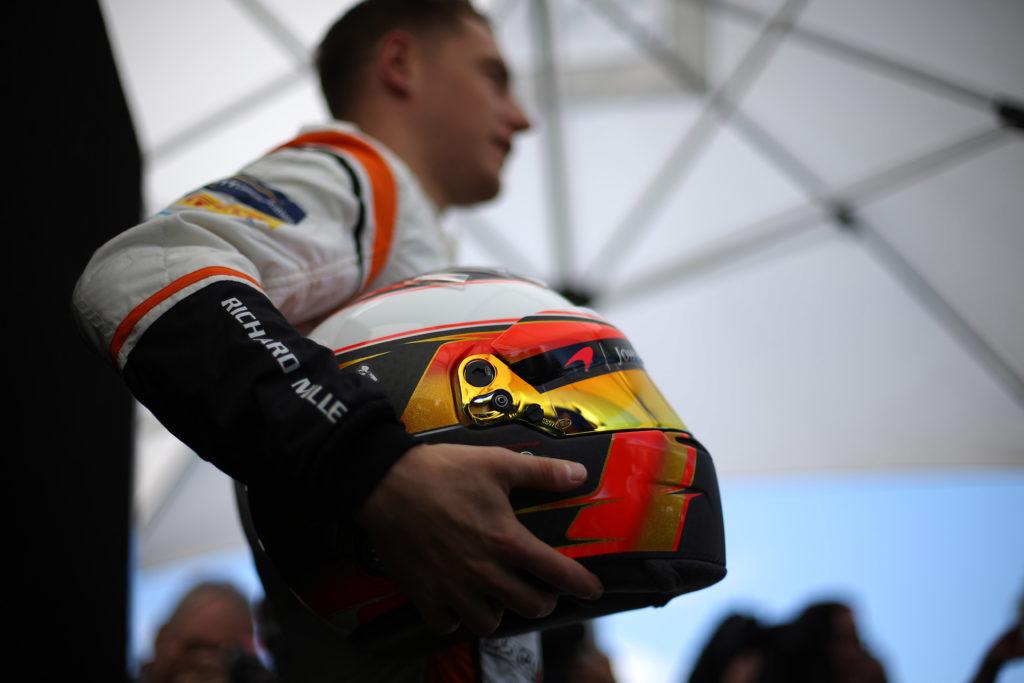 F1 | Il casco di Vandoorne new entry nel museo di Fernando Alonso