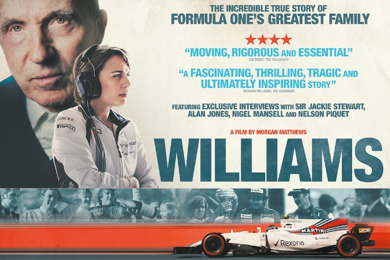 F1 | Williams Film: disponibile su Netflix il documentario sulla vita di Sir Frank