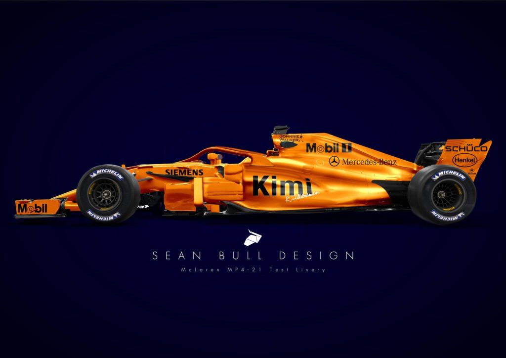 Formula 1 | McLaren punta sul papaya per il 2018: ritorno alle origini per Alonso&Co?