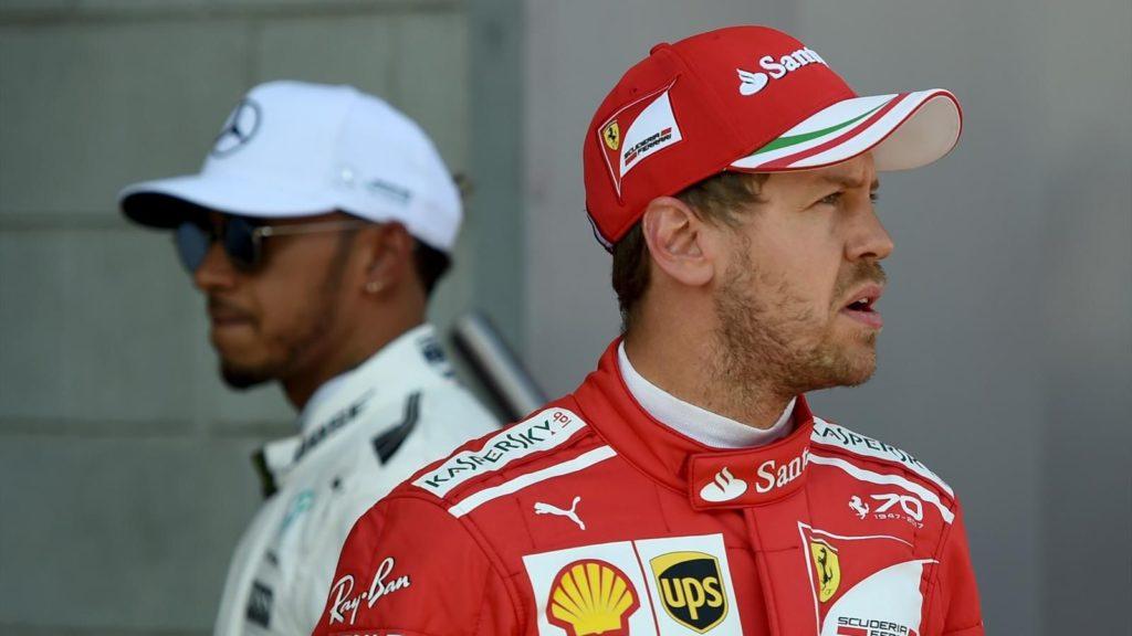 """Formula 1   Ferrari, Vettel sulla lotta con la Mercedes: """"Hamilton ha fatto la differenza"""""""