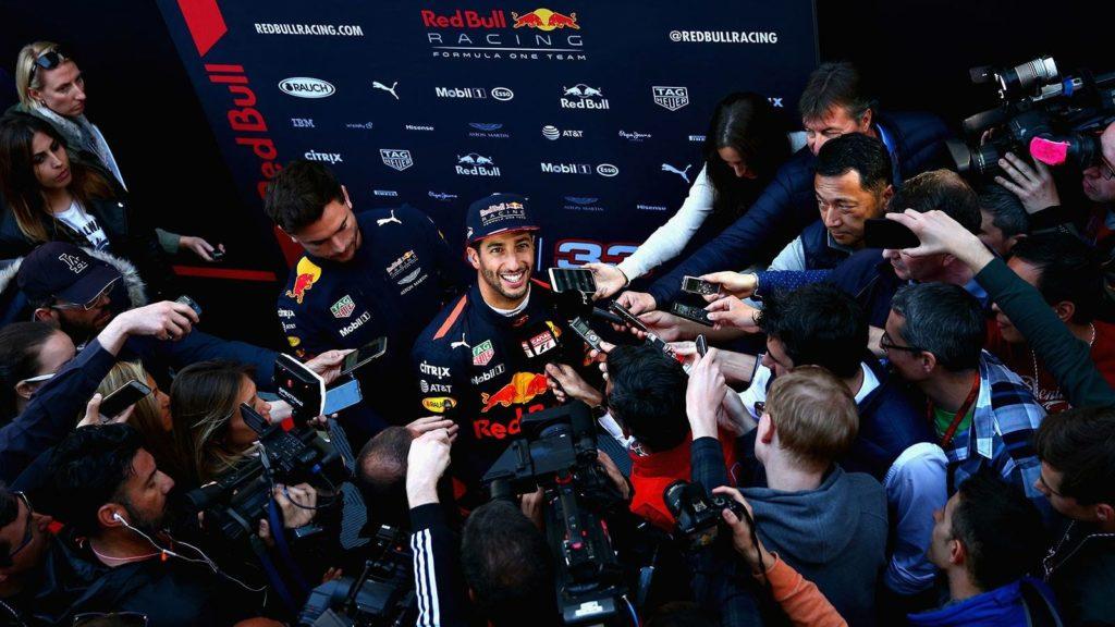 """F1   Red Bull, Ricciardo cauto sul nuovo contratto: """"Non c'è fretta"""""""