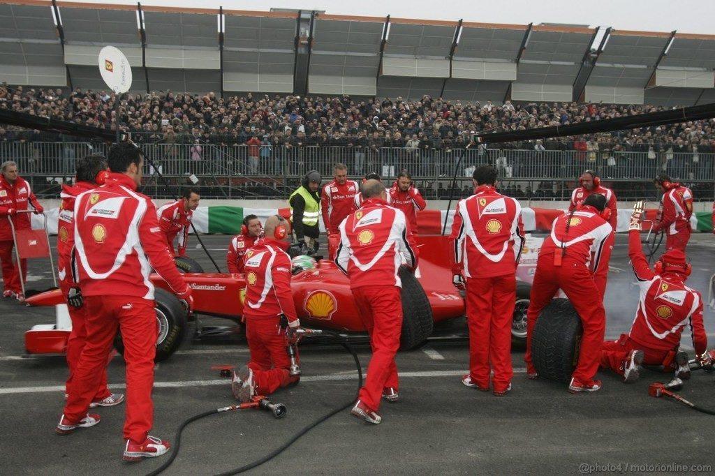 Ritorno Ferrari al Motor Show di Bologna: Giovinazzi regalerà spettacolo all'interno dell'Area 48