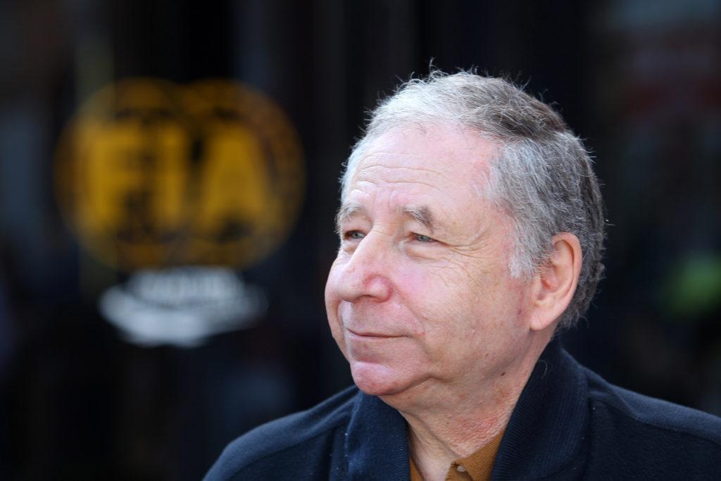 FIA   Jean Todt eletto a capo della Federazione per la terza volta consecutiva