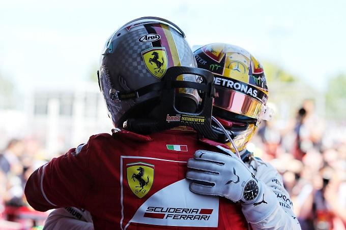 """F1   Hamilton: """"Vettel? Farà tesoro degli errori commessi"""""""